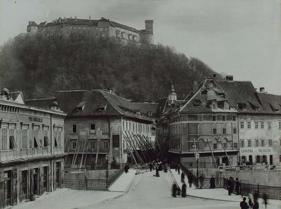 Potres v Ljubljani leta 1895