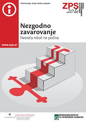 Brošura: Nezgodno zavarovanje